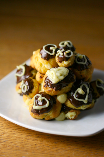 Post image for Gluten-Free Croquembouche for Daring Bakers