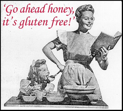 Post image for Hello, 2011 and Go Ahead Honey, It's Gluten Free