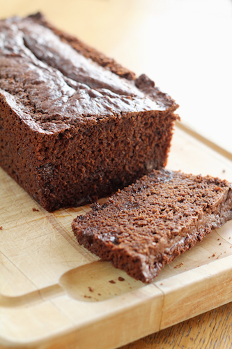 Post image for Cocoa Quickbread for the Gluten-Free Ratio Rally