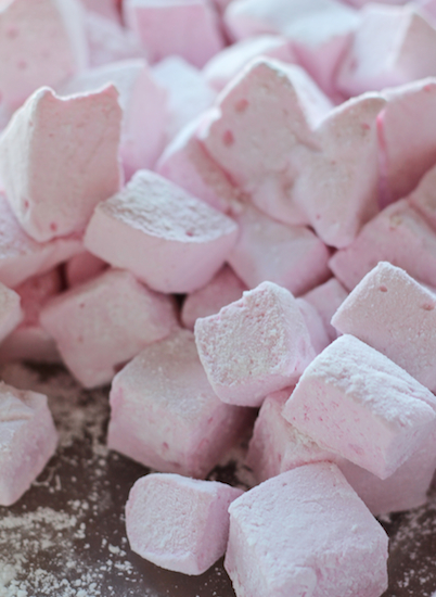 Post image for Peppermint Marshmallows